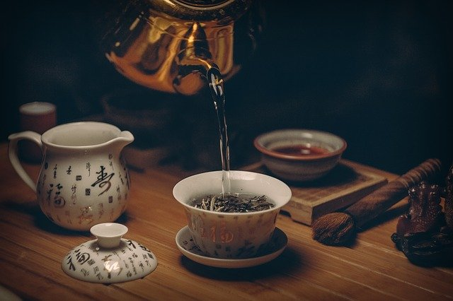 Lose Weight Naturally by Just Drinking a Certain Amount of Green Tea