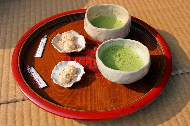 How Green Tea Aids Weight Loss